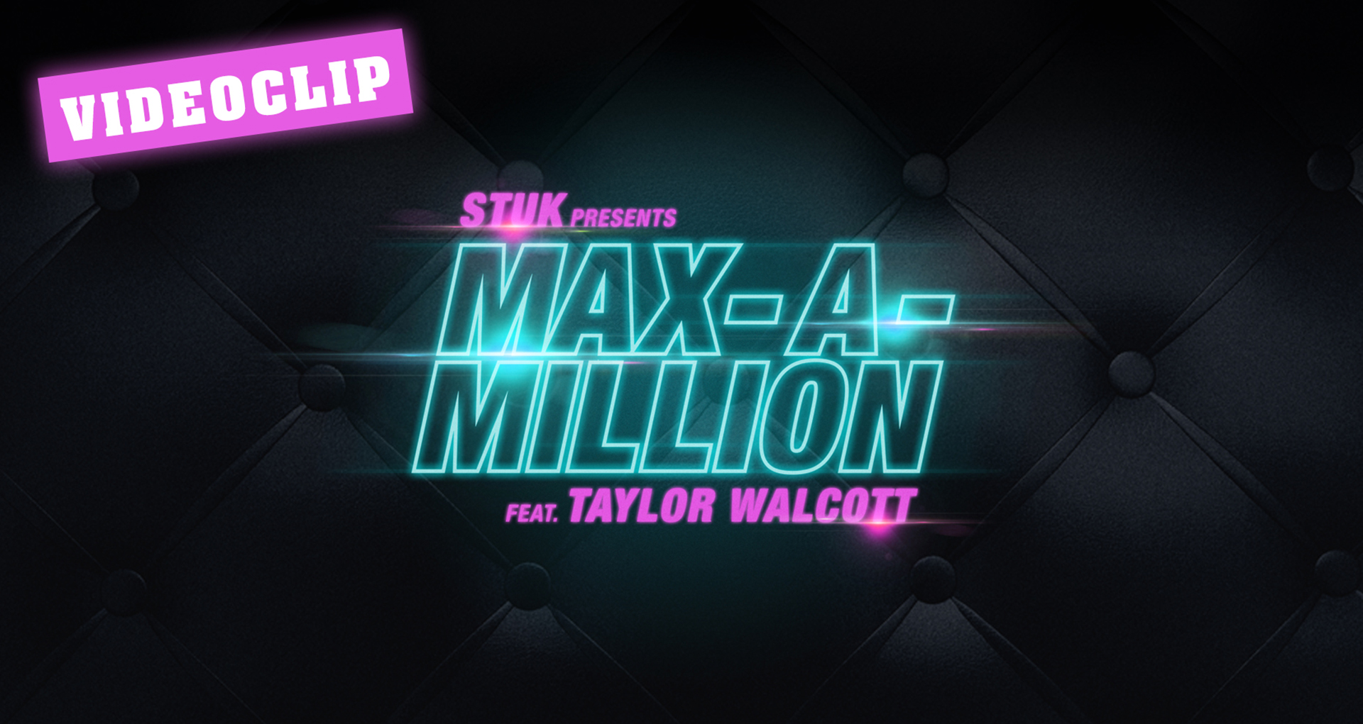 Lyrics video STUK – Max A Million feat. Taylor Walcott